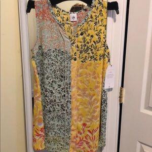 Split blouse